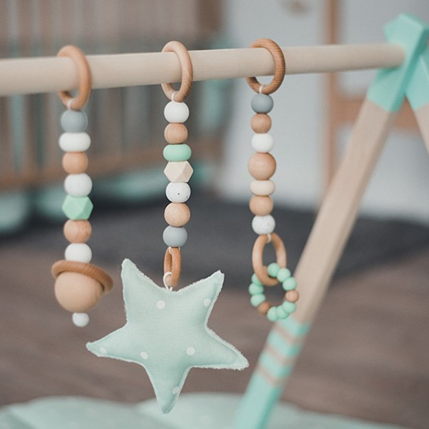 MINT Baby Play Gym Toys