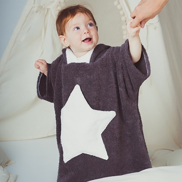Hooded Poncho Toddler