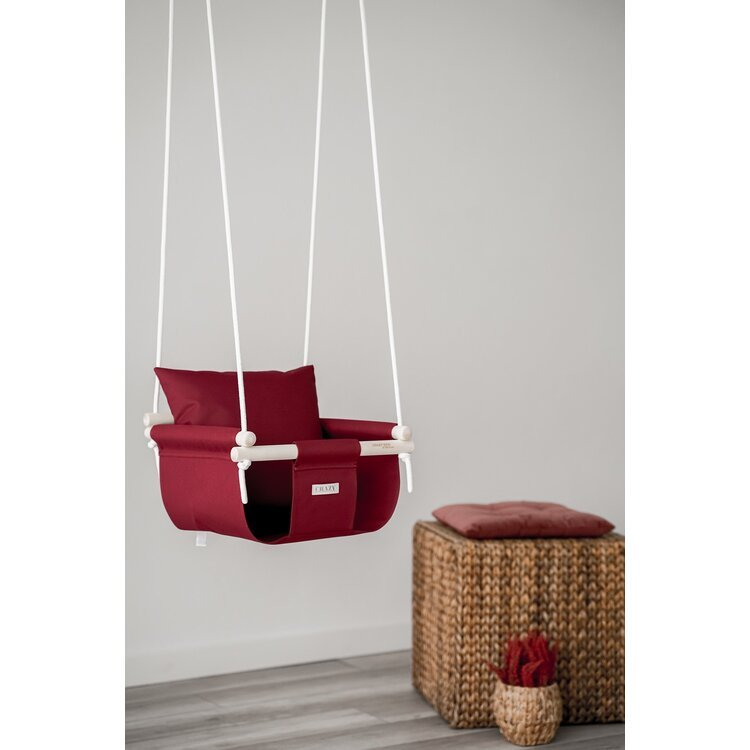 Toddler swing Cherry
